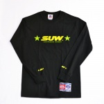 LETTER LOGO LONG SLEEVE T